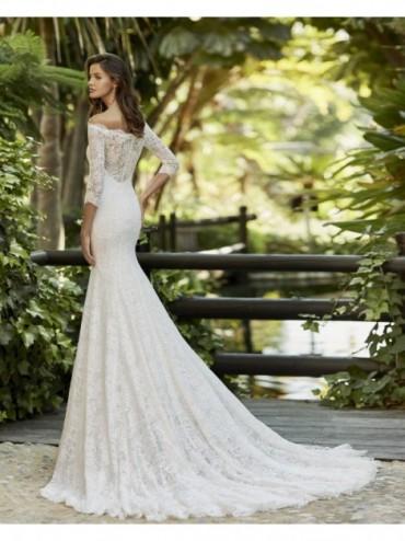 Zaria - abito da sposa collezione 2021 - Adriana Alier