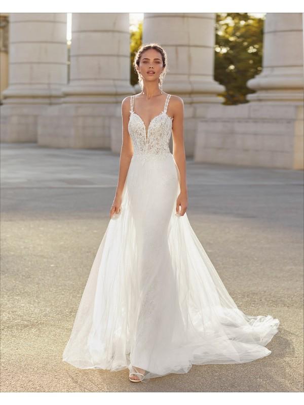 Yasin - abito da sposa collezione 2021 - Luna Novias