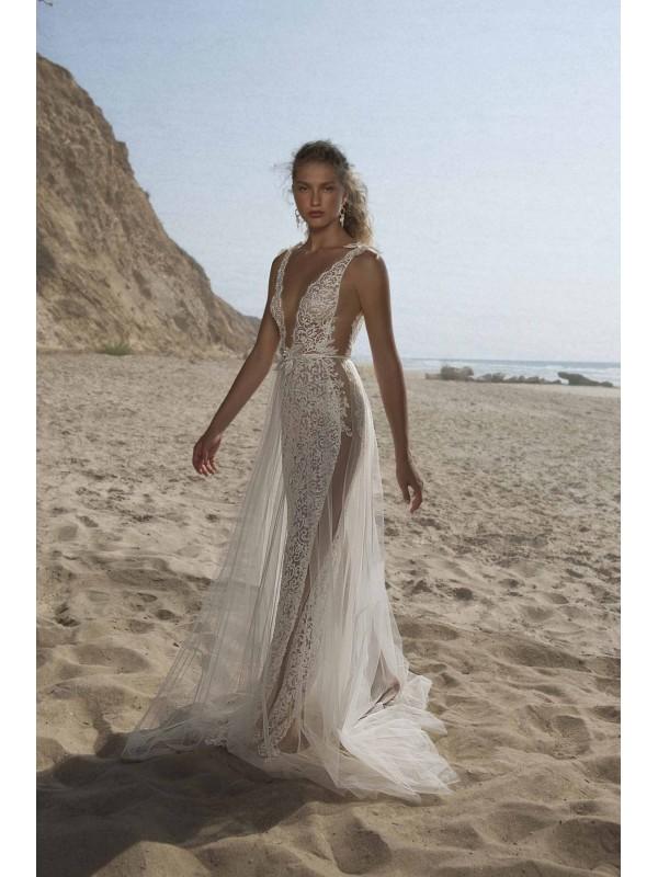 Heather - abito da sposa collezione 2021 - Muse by Berta