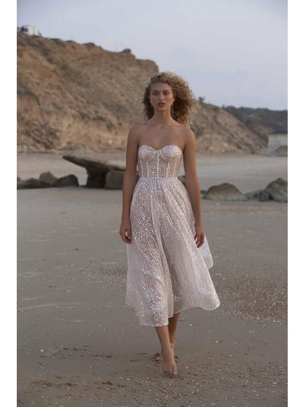 Harmony - abito da sposa collezione 2021 - Muse by Berta