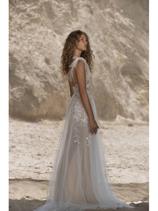 Hanna - abito da sposa collezione 2021 - Muse by Berta