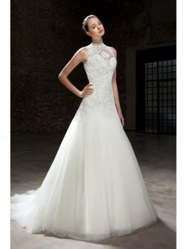 DONNA ENZA - abito da sposa Le Spose di Milano Shop Online  - Taglio a sirena