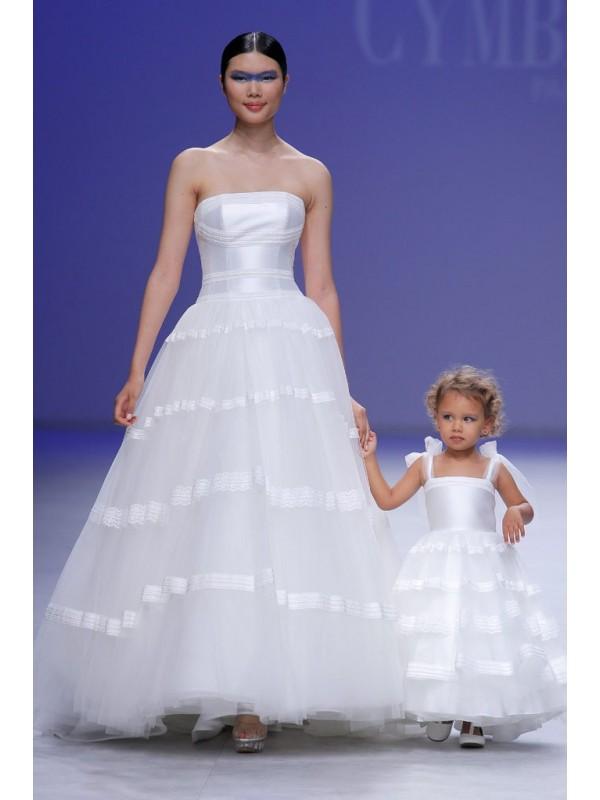 DONNA ANNA - abito da sposa Le Spose di Milano Shop Online  - Abito molto ampio