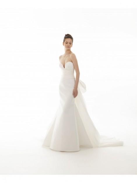 06 - abito da sposa collezione 2021 - Mark Ingram