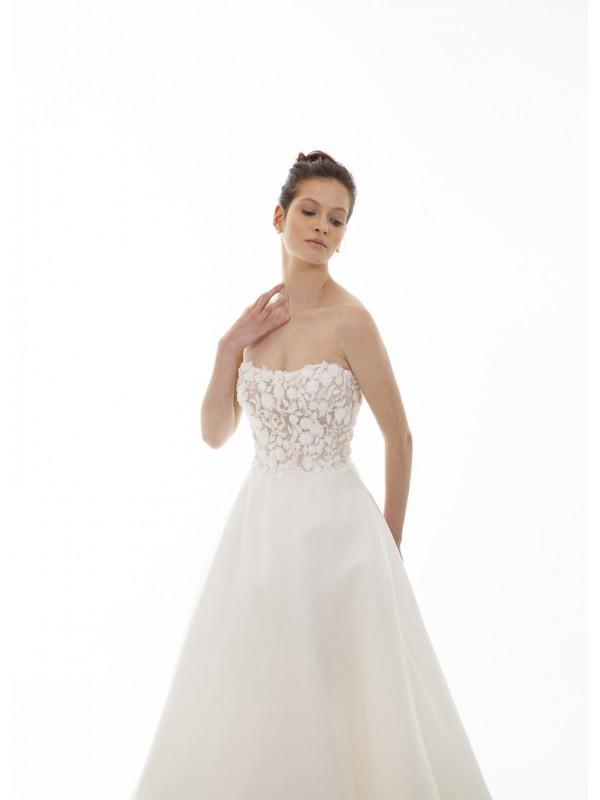 05 - abito da sposa collezione 2021 - Mark Ingram