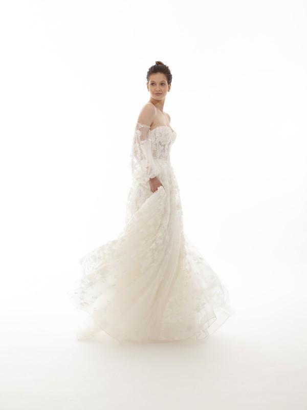 04 - abito da sposa collezione 2021 - Mark Ingram