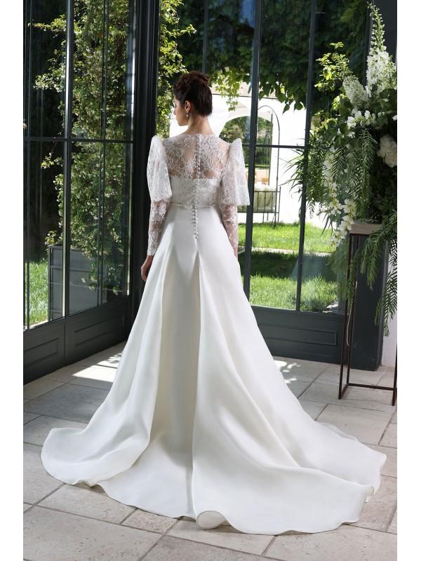 Francesca - abito da sposa collezione 2021 - Enzo Miccio