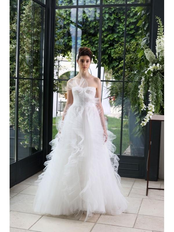 Angelica - abito da sposa collezione 2021 - Enzo Miccio