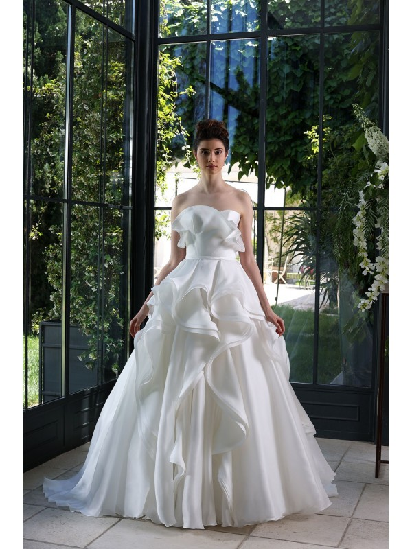 Violetta - abito da sposa collezione 2021 - Enzo Miccio