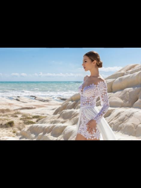 CDM-97 - abito da sposa collezione 2021 - Claudio Di Mari