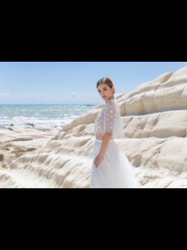 CDM-66 - abito da sposa collezione 2021 - Claudio Di Mari
