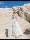 CDM-25 - abito da sposa collezione 2021 - Claudio Di Mari