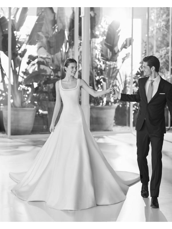 BENASQUE - abito da sposa collezione 2022 - ROSA CLARA COUTURE