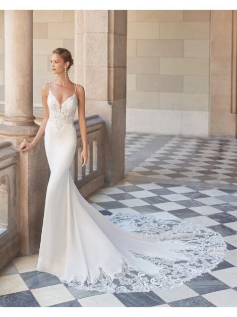DAGOL - abito da sposa collezione 2022 - AIRE BARCELONA