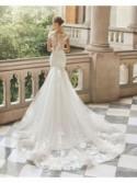 DAROS - abito da sposa collezione 2022 - AIRE BARCELONA