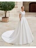 DINAN - abito da sposa collezione 2022 - AIRE BARCELONA