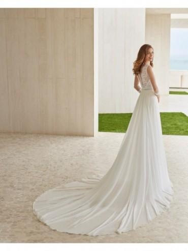 GACEL - abito da sposa collezione 2022 - ROSA CLARA SOFT