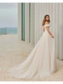 GARDEN - abito da sposa collezione 2022 - ROSA CLARA SOFT