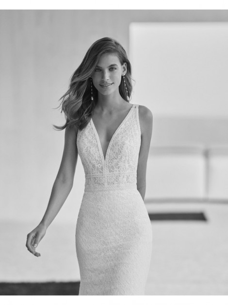 GAYERA - abito da sposa collezione 2022 - ROSA CLARA SOFT