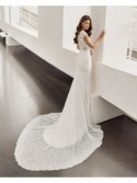 NEBRA - abito da sposa collezione 2022 - ROSA CLARA
