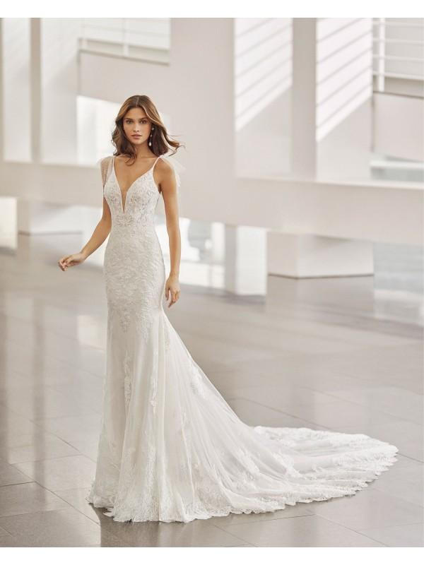 NEK - abito da sposa collezione 2022 - ROSA CLARA