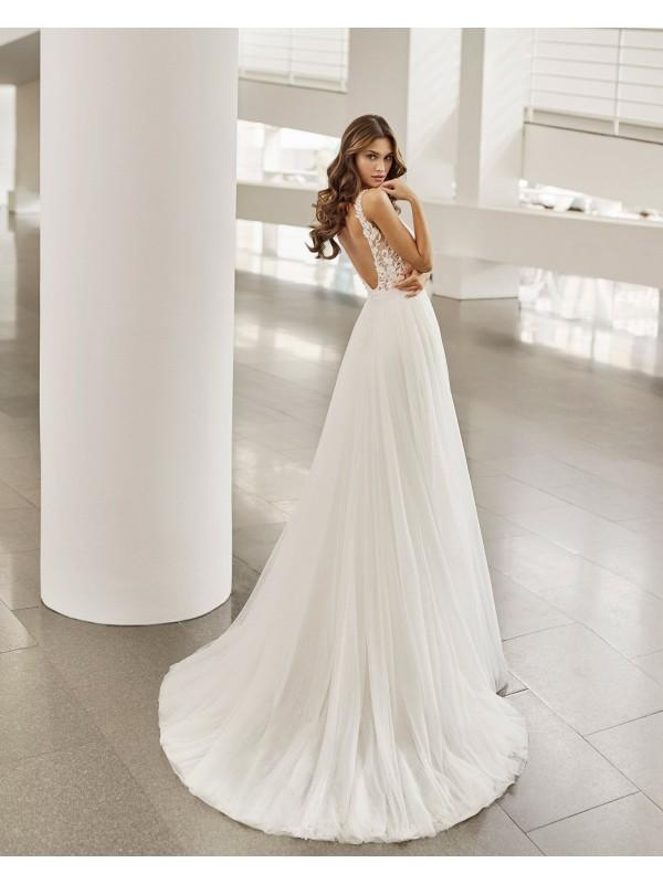 NESIRE - abito da sposa collezione 2022 - ROSA CLARA