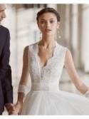 NICOLA - abito da sposa collezione 2022 - ROSA CLARA