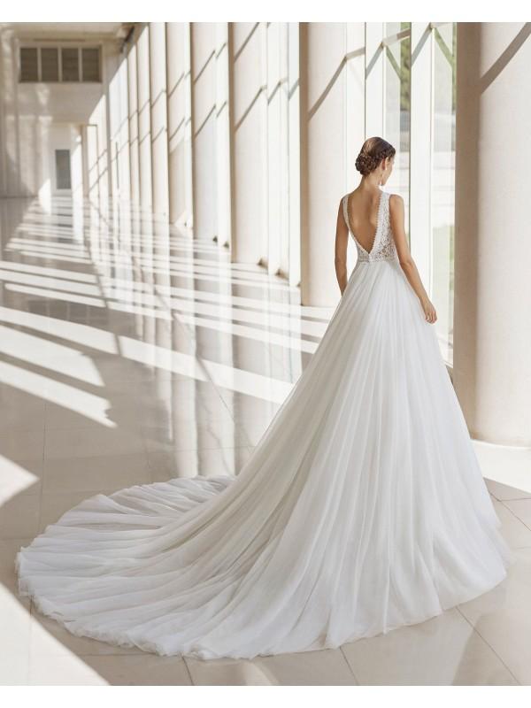 NINO - abito da sposa collezione 2022 - ROSA CLARA