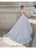 NISH - abito da sposa collezione 2022 - ROSA CLARA