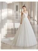 NOBELY - abito da sposa collezione 2022 - ROSA CLARA