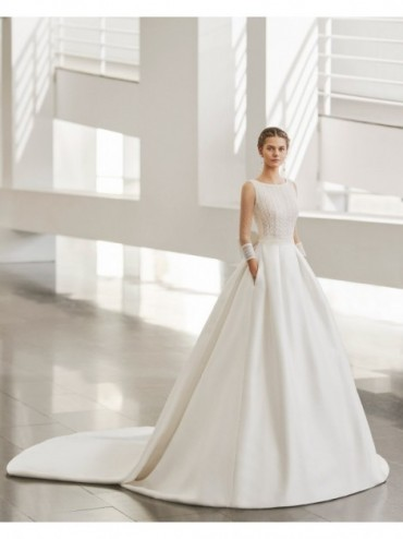 NOVO - abito da sposa collezione 2022 - ROSA CLARA