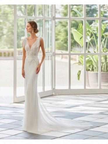 OLAY - abito da sposa collezione 2022 - ROSA CLARA GATSBY