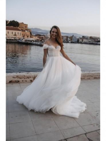 Arianda - abito da sposa collezione 2022 - Millanova - Olives
