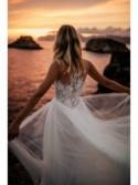 Chrissy - abito da sposa collezione 2022 - Millanova - Olives