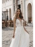 Daria - abito da sposa collezione 2022 - Millanova - Olives