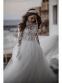 Narcissia - abito da sposa collezione 2022 - Millanova - Olives