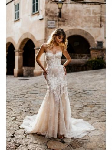 Romie - abito da sposa collezione 2022 - Millanova - Olives