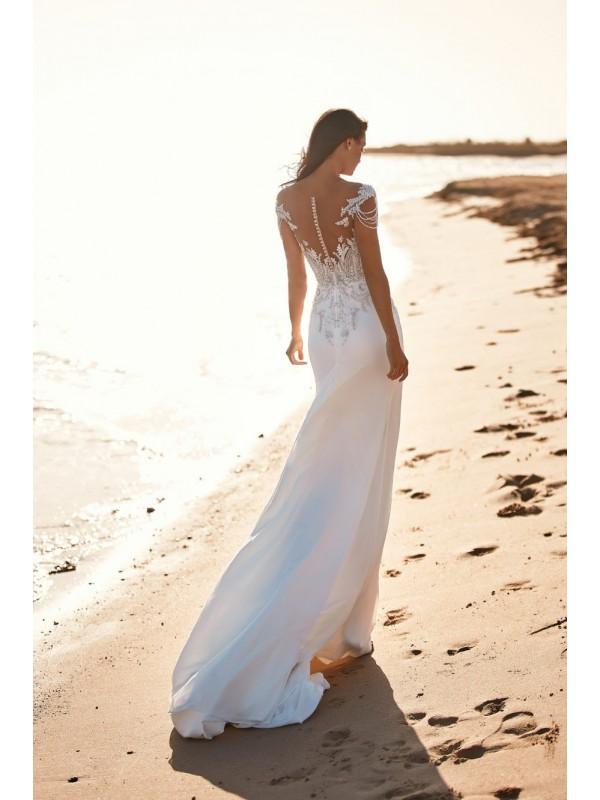 Astra - abito da sposa collezione 2022 - Lorenzo Rossi