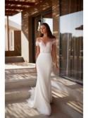 Burak - abito da sposa collezione 2022 - Lorenzo Rossi