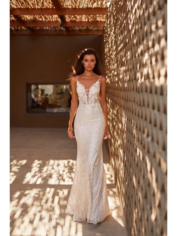 Dora - abito da sposa collezione 2022 - Lorenzo Rossi