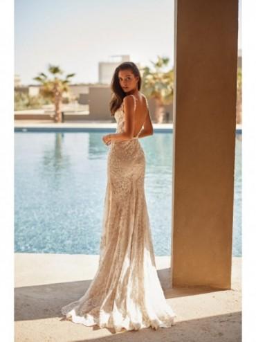 Kristina - abito da sposa collezione 2022 - Lorenzo Rossi