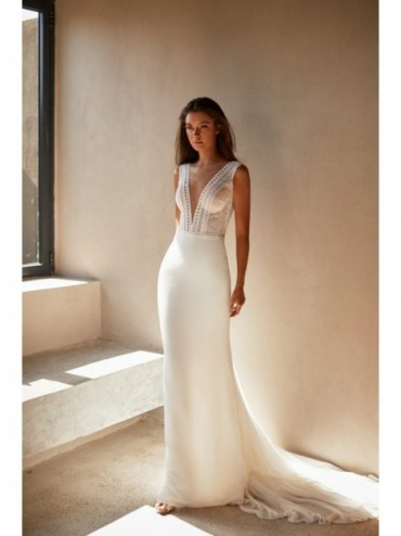 Rexy - abito da sposa collezione 2022 - Lorenzo Rossi