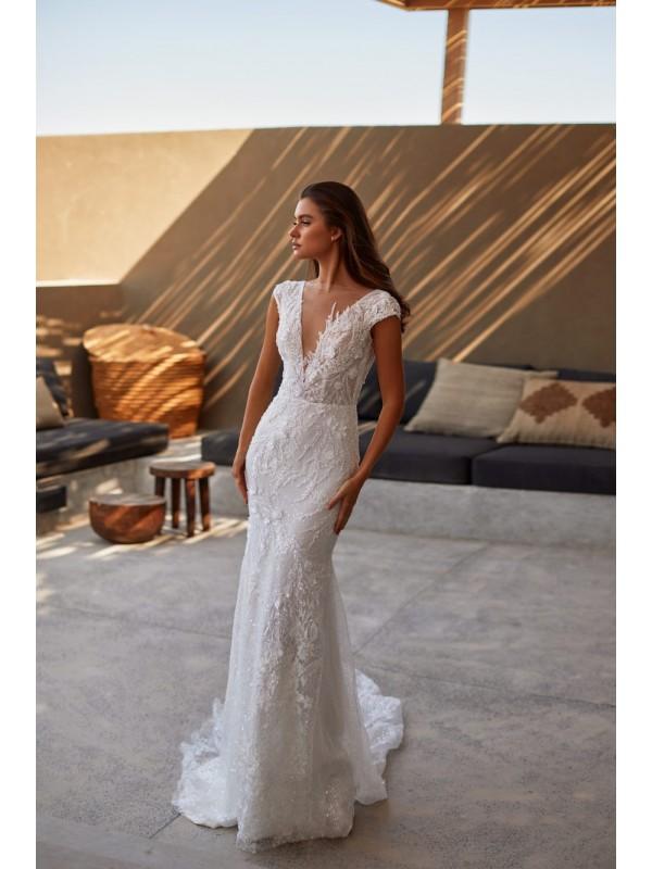 Vera - abito da sposa collezione 2022 - Lorenzo Rossi