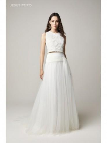 2257 - abito da sposa collezione 2022 - Jesus Peiro